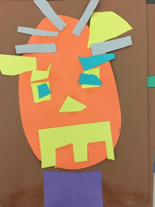 Kindergarten Self Portrait